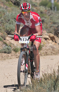 Todd Wells, winner of the 2011 Leadville 100