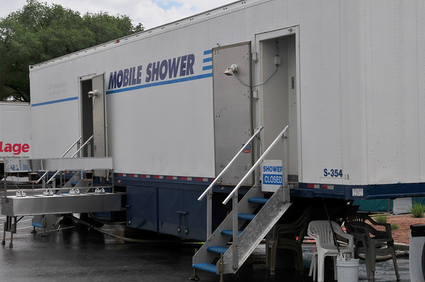 The Shower Truck