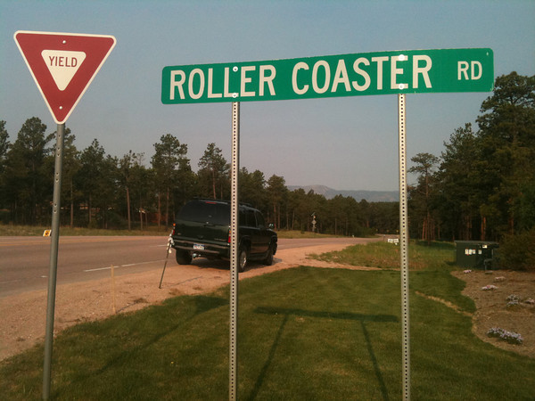for real, Roller Coaster Road