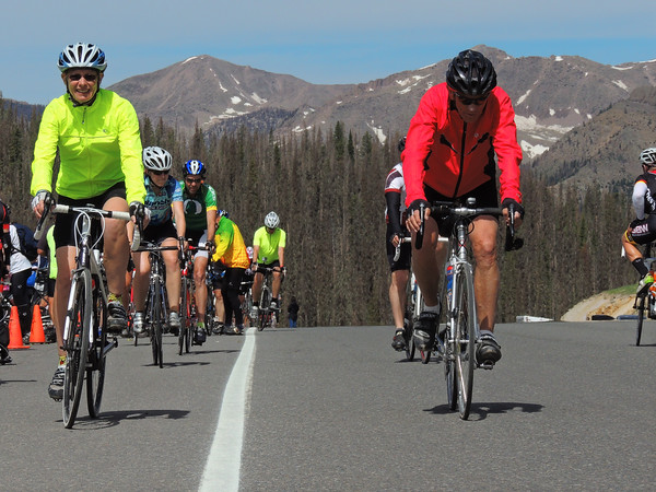 Wolf Creek Pass Summit