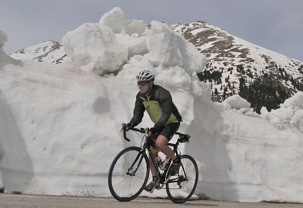 Independence Pass in May