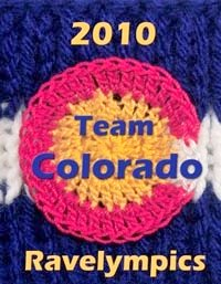 The Team Colorado badge I designed