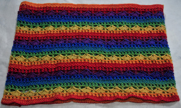 Rainbow Cowl