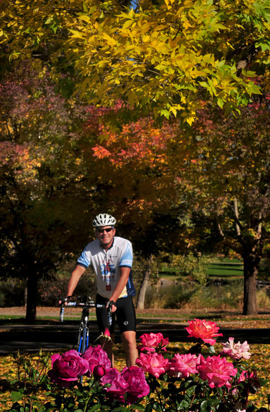 Indian Summer Bicycle Rides!!!