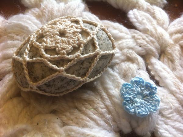Cluster Petal Snowflakes