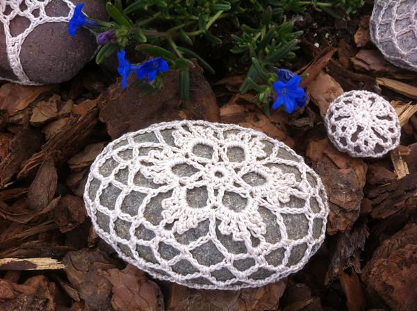 Garden 4 Snowflake Rock