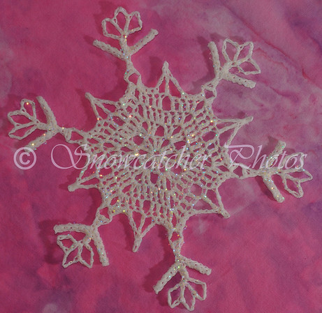 Dec 14 Snowflake Monday Free Pattern
