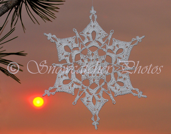 Queen's Stage Snowflake