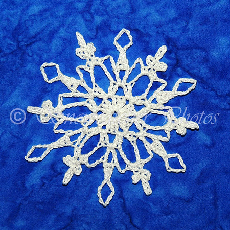 Expectation Mountain Snowflake