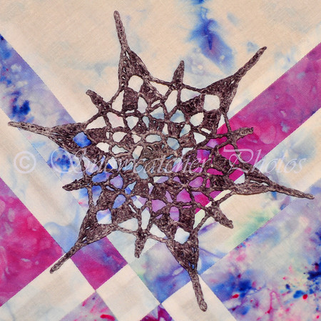 Twisted Space Snowflake