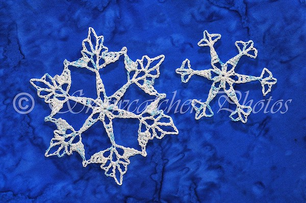 Tiny Acquisition Snowflakes