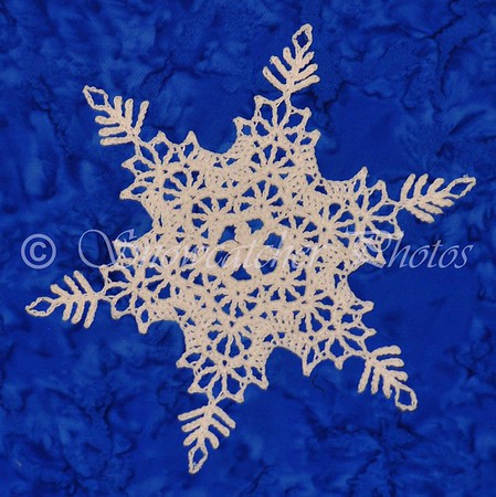 A Snowflake for Bunny