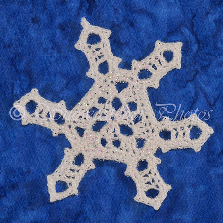 Molecule Snowflake