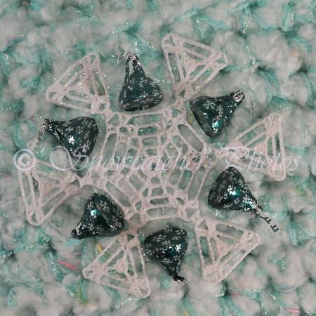 Pyramid Peak Snowflake