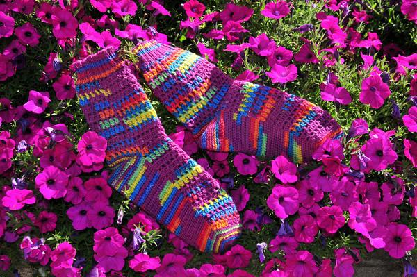 Mary's socks