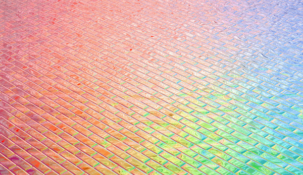 follow the pastel brick road
