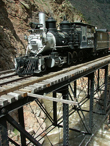 D&RG Narrow Gauge Trestle