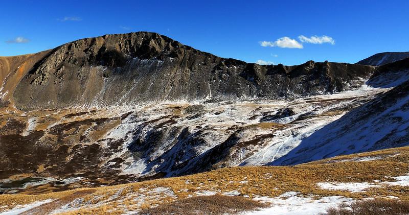 13,408-foot Mount Wilcox