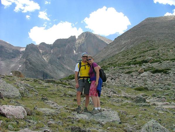 Anniversary Chasm Lake hike
