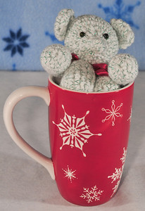 Beary Christmas Mug