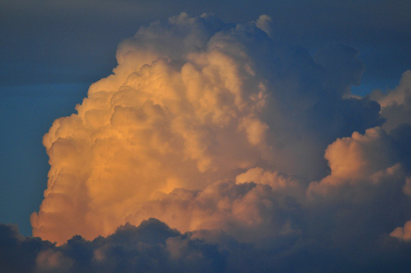 Now that's a cloud!