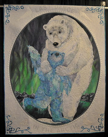 Last Dance in the Arctic by Kathy McNeil