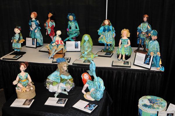 2010 Hoffman Challenge Dolls