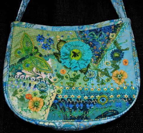 Treasure Garden by Nancy Palomino