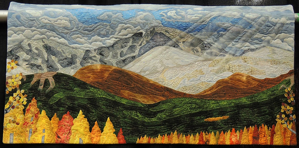 Longs Peak Rhapsody by Annette Kennedy