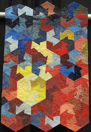Tessellation 2 by Linda Schwartz