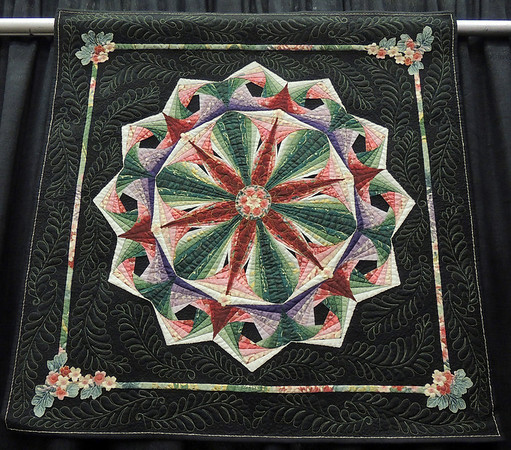 Reverie by Mardi Carter, Colorado Quilting Council on Parade