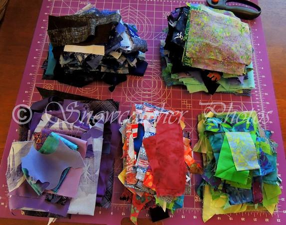 too many scraps