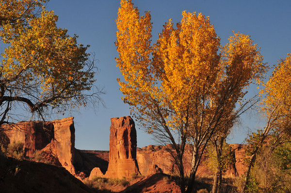 Arches National Park in Autumn