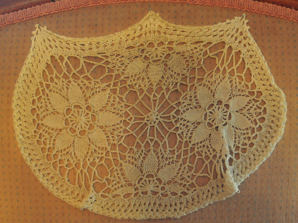 antique doily