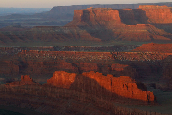 Sunrise, Canyonlands National Park