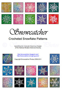 My First Snowflake Pattern Booklet