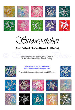 Snowflake Patterns to benefit multiple sclerosis