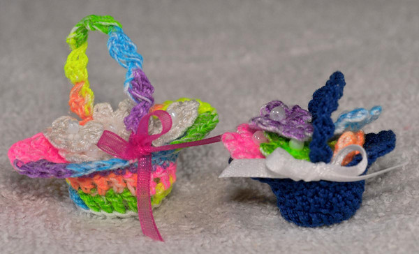 baskets bright and beautiful