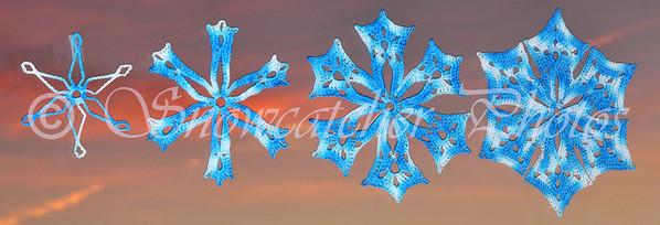 Mount Sneffels Snowflakes