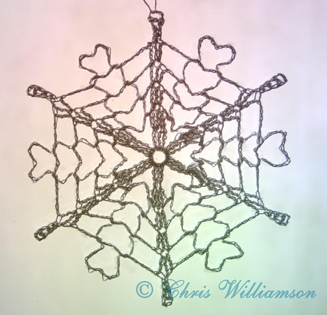 Chris Williamson's Castaway Snowflake