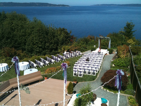 Puget Sound Wedding