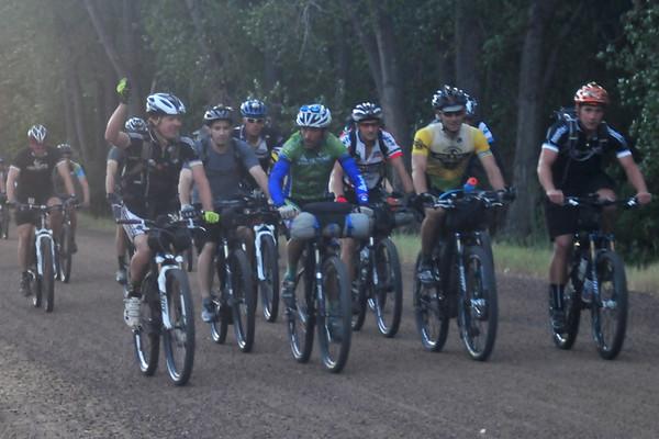 2012 Colorado Trail Race