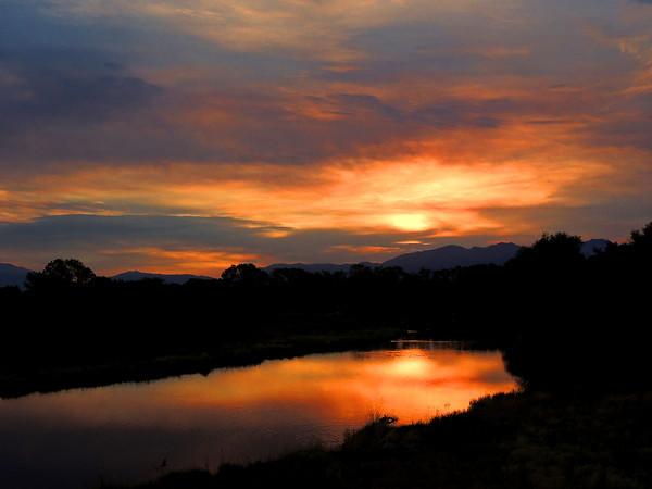 Alamosa Sunrise