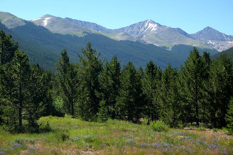 Tenmile Range, Summit County, Colorado