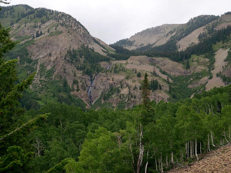 Waterfall, Anthracite Range, Colorado
